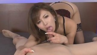 Mai horny as a girl could ever wild cumshots